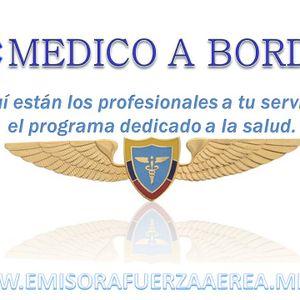 Medico a bordo (Tema: Alimentación en el Adolescente)