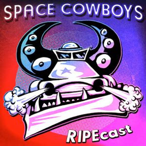 rrrus RIPEcast - Live from Pier 70 Happy Hour with the Space Cowboys Apr. '15
