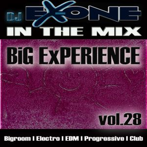 BiGROOM  ExPERIENCE vol.28 >>>mixed by DJ Ex-ONE!<<<