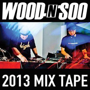Wood n Soo 2013 mixtape