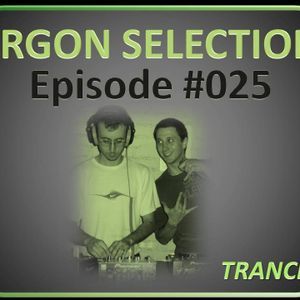 Argon Selection 025 - LiveMix & Select by Andrea Argon