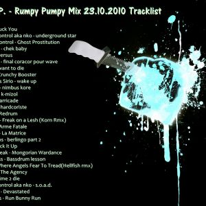 Agnes P. - Rumpy Pumpy Mix 23.10.2010 Frenchcore
