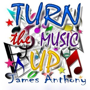 Turn the Music Up with James Anthony on Solar Radio 15-9-2012