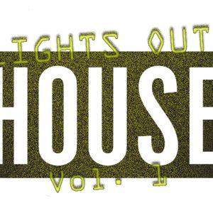 LightsOUT House Vol. 1 (Live Mix)