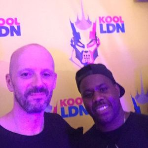 Blacka's creeepy show ON KOOL LONDON.03-07-19 with special guest DJAgent K