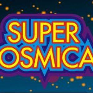 Super Cosmica 01-live- Jabbar Corrales