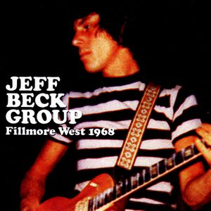 Jeff Beck Group  1968-07-24  Fillmore West, San Francisco
