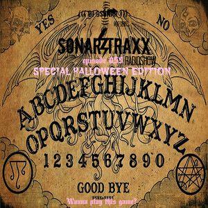 Sonartraxx Radioshow episode 055 Halloween Edition