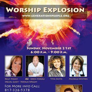 WORSHIP EXPLOSION 2