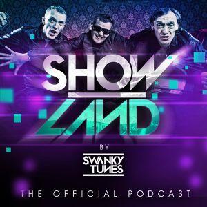 Swanky Tunes - Showland 004. (Hard Rock Sofa Guestmix) 2012.07.18.