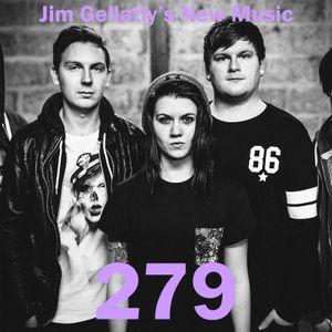 Jim Gellatly's New Music episode 279