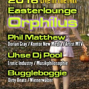 Easterlounge mixed by Phil Matthew (26.03.2016)
