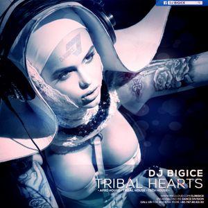DJ BIGICE - Tribal Hearts (DJ MIXTAPE)
