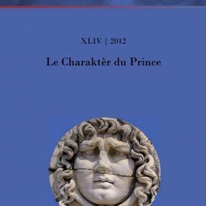 Emission des littératures spéciale Histoire - Le Charaktèr du Prince
