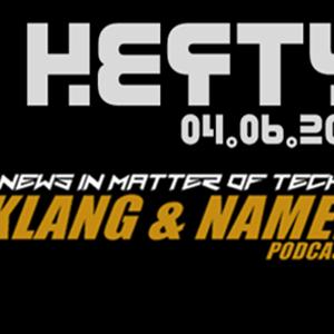Klang & Namen Podcast - Dark Techno