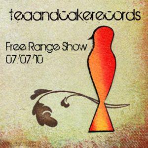 Free Range Show #2 (07/07/10)