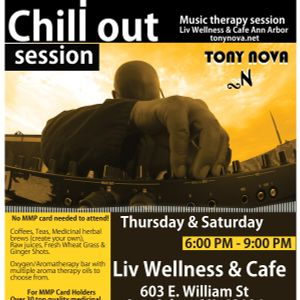Podcast: Tony Nova Deep Therapy  musical healing session and DJ set | Deep House, House Music
