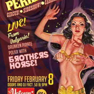 DJ FACT.50 Presents: Cabaret Perilous Vol #3