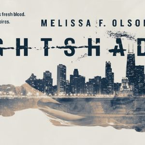 311. Melissa F Olson (a.k.a. The Shade Stalker) — Nightshades (An Interview)