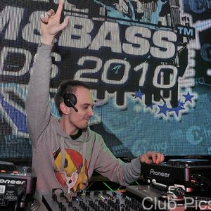Crissy Criss & Harry Shotta at D&B Awards 2010