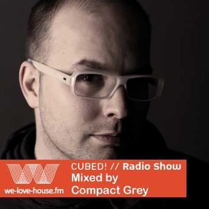 CUBED! #122 - Compact Grey (Gris Musique)