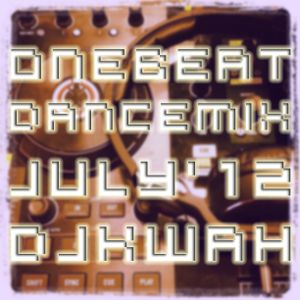 One Beat Mainstream Dance Mix July 2012 (130 BPM)