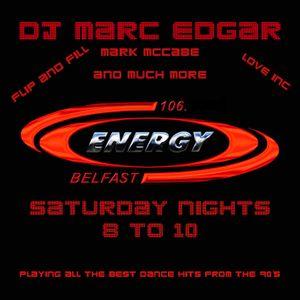 DANCE ENERGY DJ MARC EDGAR 27TH JUNE 2015