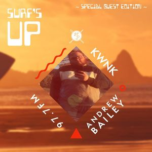SURF'S UP with Andrew Bailey of Ummm Jr // Special Guest Edition