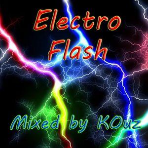 ElectroFlash - (Mixed by KOuz) - September 2011 Live Set