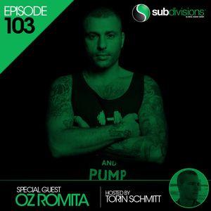 SGR103 Feat. Oz Romita & Torin Schmitt