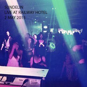 Sundelin live at Railway Hotel - 2 May 2015