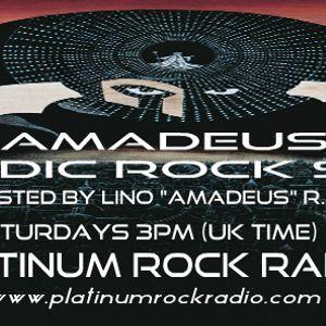 AmadeuS Melodic Rock Show #28 - Oct. 3d 2015