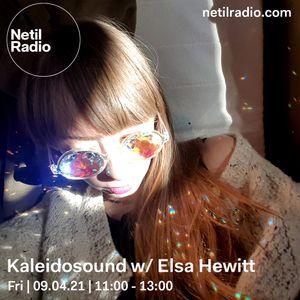 Kaleidosound w/ Elsa Hewitt - 9th April 2021