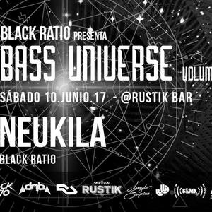 Neukila_ Bass Universe Promo Mix