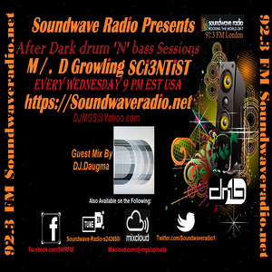 SWR, DJ.MGS and guest mix by Daugma Presents, drum'N'bass Sessions.Vol.29 'Boots 'n' Bass