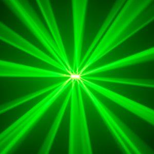 Green Strobe Light