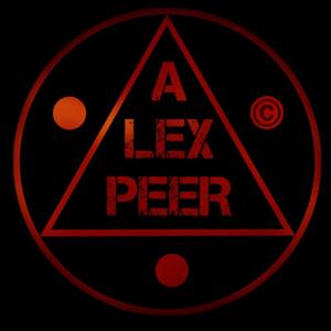 Alex Peer at birthday`s Lety/Sarita (9/III/2014)