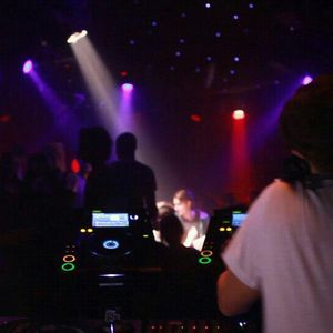 Ice Lander - live @ Amsterdam Dance Event 2012 - club Home afterhours