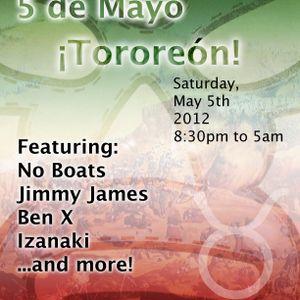 Cinco De Mayo Mix 2012