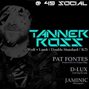 49 Social Presents NYE: D-Lux & Tanner Ross