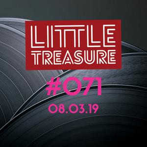 Little Trearure #071 - Mulheres à frente - 08.03.19