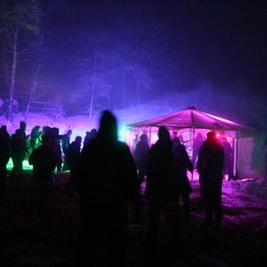 Conjuring Snowflex IX. - winter open-air psytrance gathering
