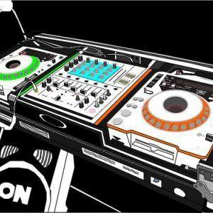 DJ FRANK TENERIFE IN A NIGHT MINIMAL PARTY PROGRE SESSION