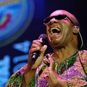Stevie Wonder - Live @ Summer Festival - Lucca, 2014
