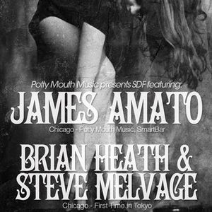 James Amato - Live @ Three (Milwaukee - 02.28.09)
