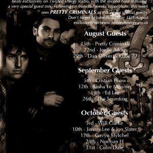 15th August 2010 (Part 2) - Endemic Digital Sessions Guest Mix - Pretty Criminals