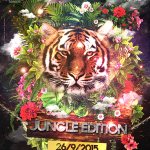 MC Zlatý Strom presents Jungle Edition mixed by dj Jackie O'Walker