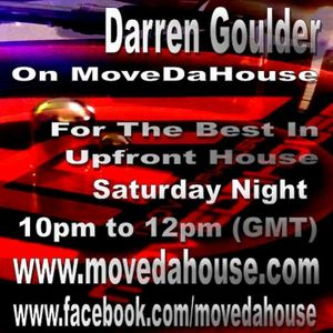 Darren Goulder on MoveDaHouse 21.09.13