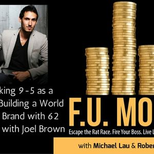 12: From Working 9-5 as a Salesman to Building a World Recognized Brand with 62 Million Views with J