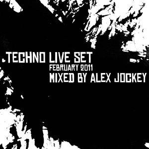 Alex Jockey Techno Live Set / Feb 2011 (Parte 2)